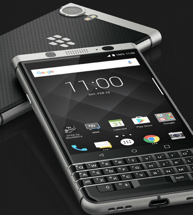 blackberry 1 BlackBerry se intoarce cu un smartphone sexy