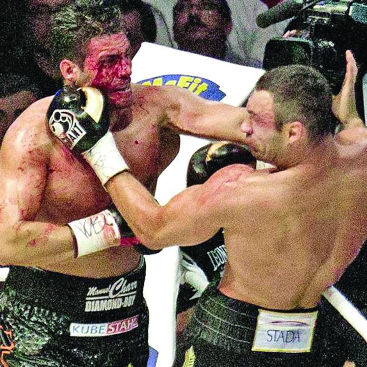 box 3 In urma cu 18 luni era impuscat in strada. Acum,se lupta pentru titlul mondial!