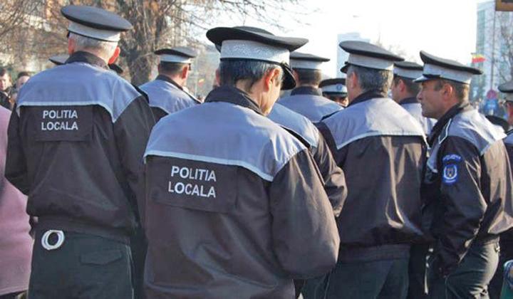 cap cub Internele, umilite de Politia Locala!