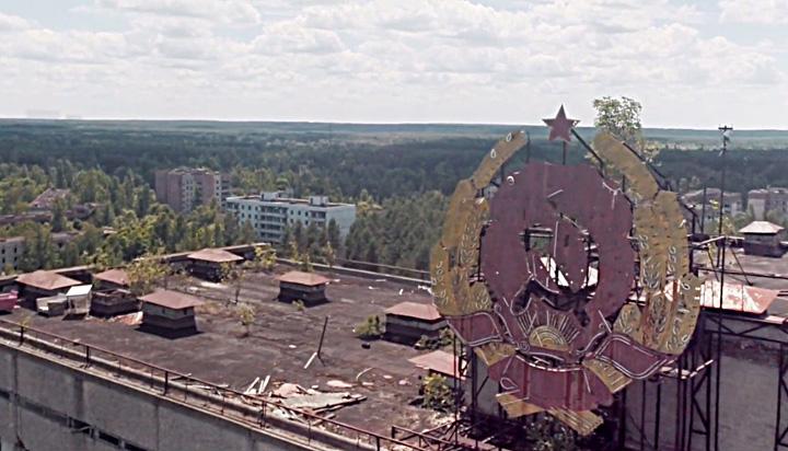 cernobil 1 Cernobil, transformat in ferma de energie solara