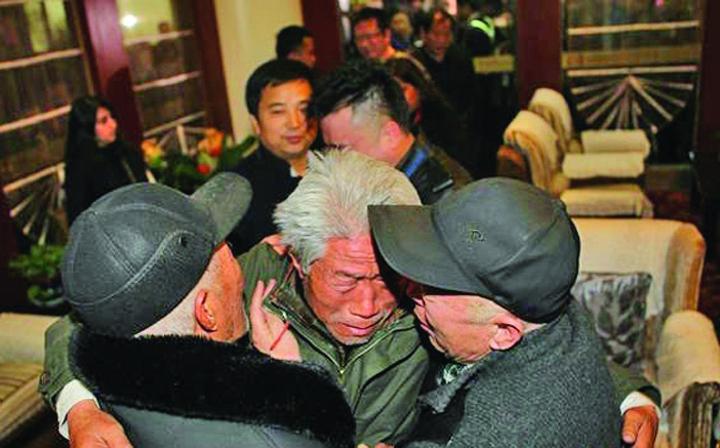 chinez 1 S a intors acasa la 54 de ani de la terminarea razboiului