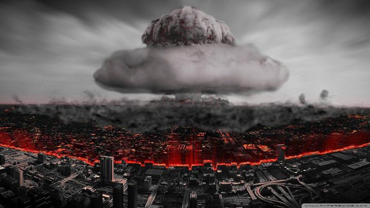"""city nuclear America """"Marelui Babilon"""" va fi distrusa nuclear"""
