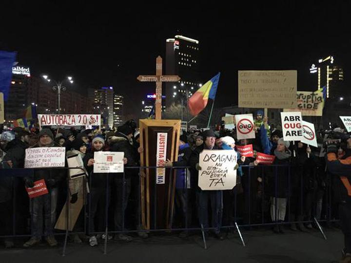 cosgiuc Soros, justitie paralela in Romania!