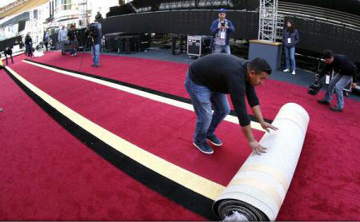 covor rosu 1 Premiile Oscar intra pe covorul rosu