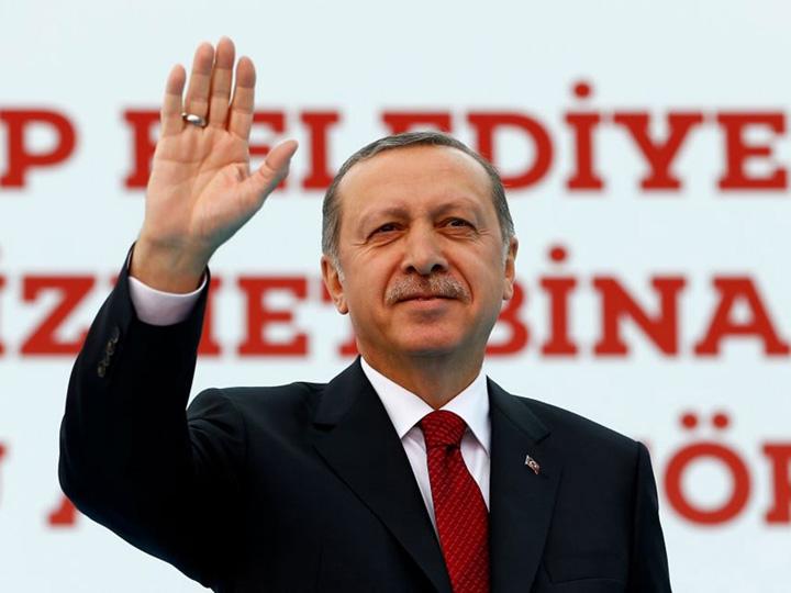 erdogan 1 Seful Erdogan, pe marile ecrane