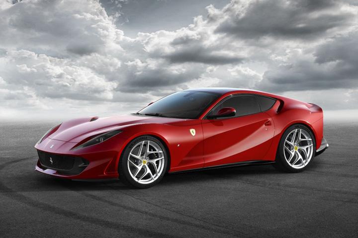 ferrari mare Ferrari scoate cel mai puternic si rapid model