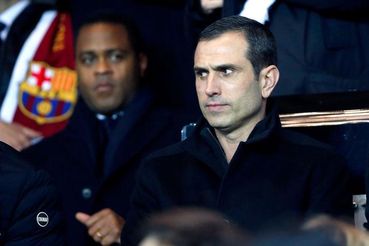 foto 4 FC Barcelona, umilita de PSG, in fata vedetelor din tribune!