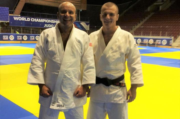 gusa judo Cozmin Gusa se vrea sef peste judokanii romani