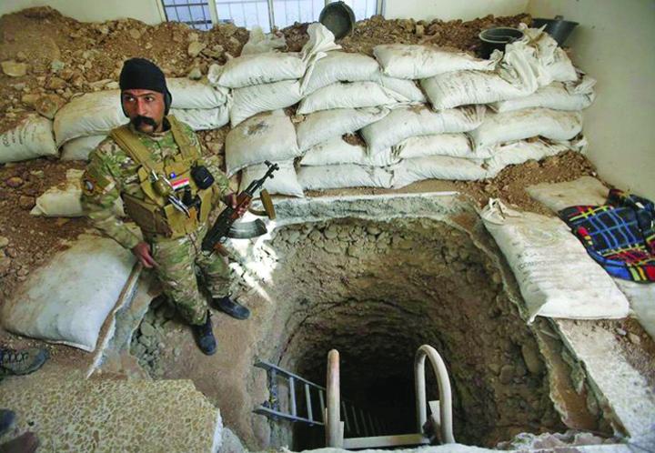 isis 1 El este cosmarul ISIS din Irak