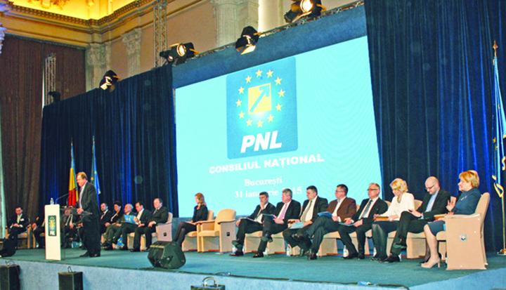 liberali 3 PNL, din nou rob al lui Iohannis