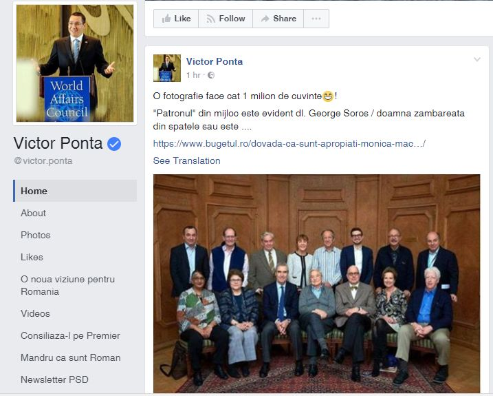 maco Ponta posteaza o poza cat 1 milion de cuvinte cu Macovei