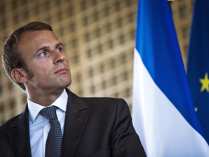 macron Cyberatacurile rusesti: A venit randul prezidentialelor din Franta
