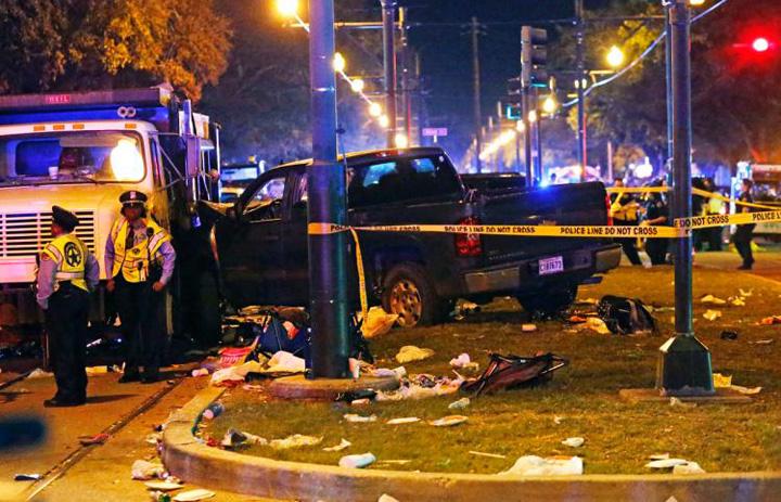 masini atac Nebunie in lume: masinile, folosite drept arme
