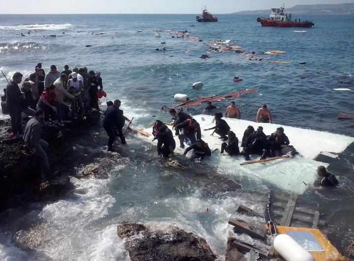 mediterana ONG urile, acuzate ca intretin traficul de persoane in Mediterana