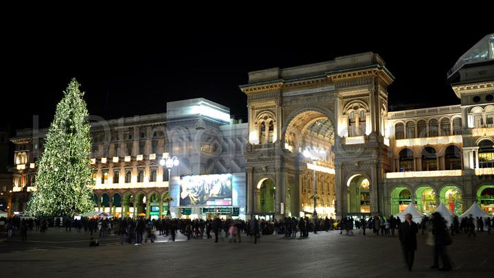 milano 1 Milano, noua capitala a Italiei