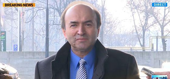ministru 1 Ia in calcul ministrul Justitiei revocarea sefei DNA? Raspunsul lui Toader!