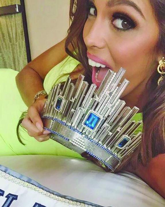 miss 1 Miss Univers e lesbiana? Din pacate, nu!