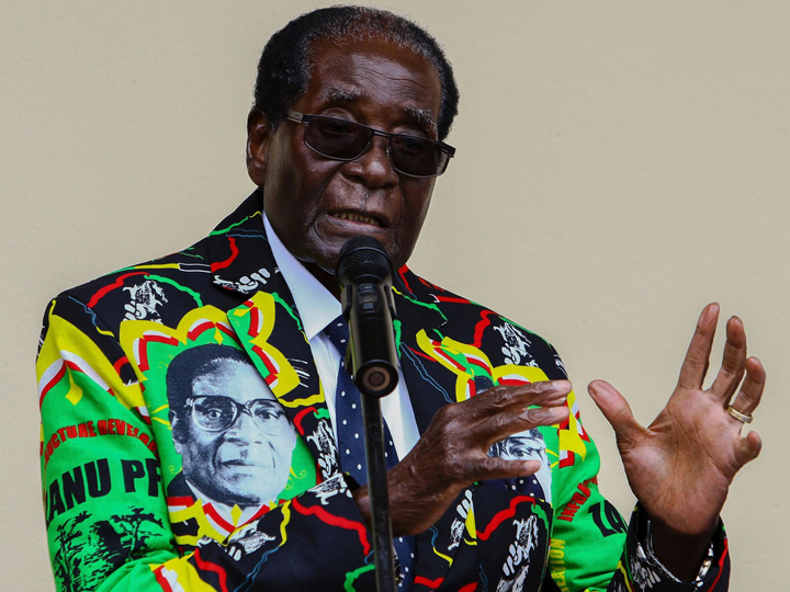 mugabe1 Inoxidabilul Robert Mugabe