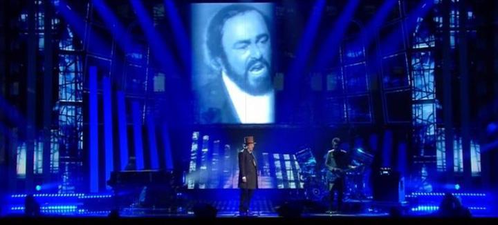 omaggio di zucchero a pavarotti a sanremo Sanremo 2017: Omagiu pentru Pavarotti