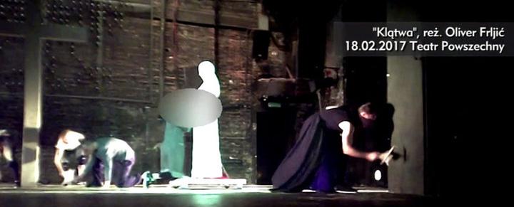 papa teatru O felatie pentru Papa Ioan Paul al II lea
