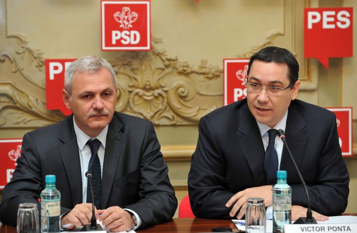 ponta dragnea 720x470 Dragnea, mesaj transant catre Ponta: Daca are informatii, sa le transmita institutiilor abilitate!