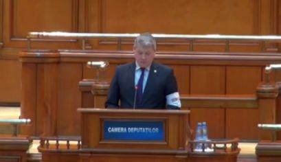 pred Continutul motiunii de cenzura la adresa Guvernului, prezentat alesilor neamului