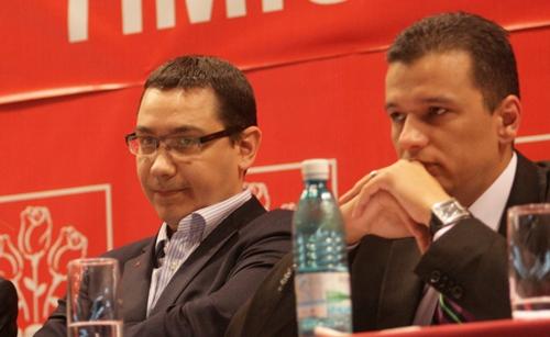 premieri Discutii Ponta Grindeanu la Guvern