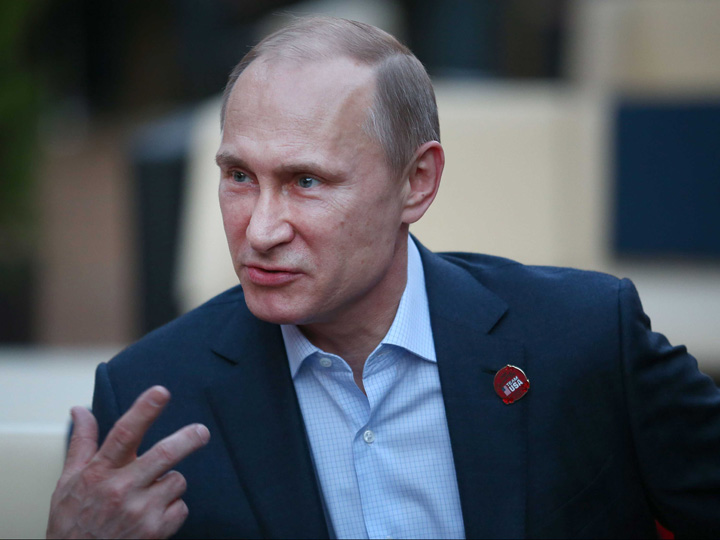 putin3 Putin: NATO incearca sa impinga Rusia intr o confruntare