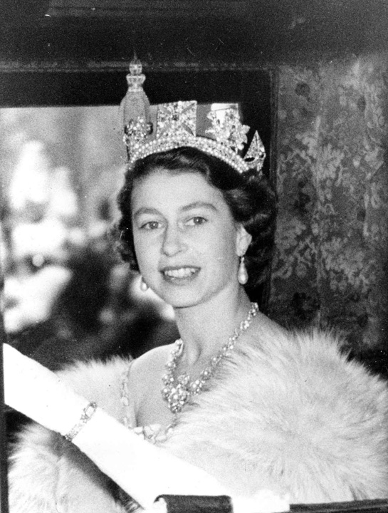 regina Jubileul de safir pentru Regina Elisabeta