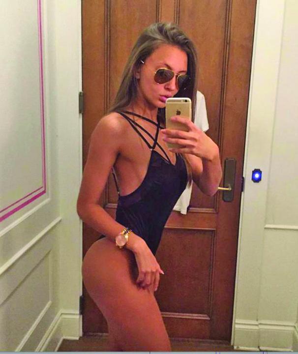 sexy 2 Hot! Cea mai sexy arbitra de fotbal din lume vine din Siberia