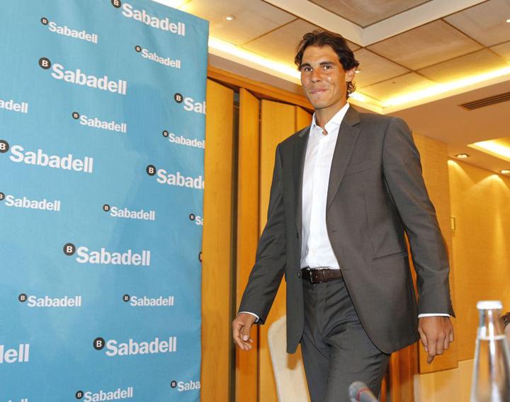 sms rafael Rafael Nadal vrea sa fie presedintele Real Madrid!