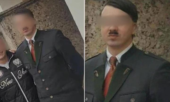 sosie mare Sosia lui Hitler, cautata de politia austriaca