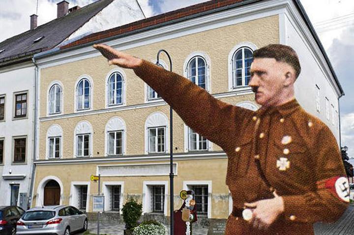 sosie Sosia lui Hitler, cautata de politia austriaca