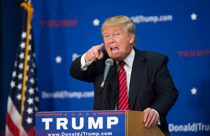 "trump 1 Trump incepe ""curatenia"" de primavara"