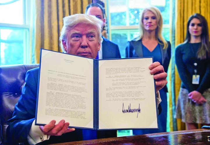trump 3 Trump, noul rege al petrolului