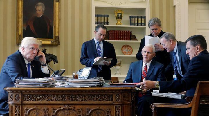 trump 1 Echipa lui Trump turuia cu agentii lui Putin