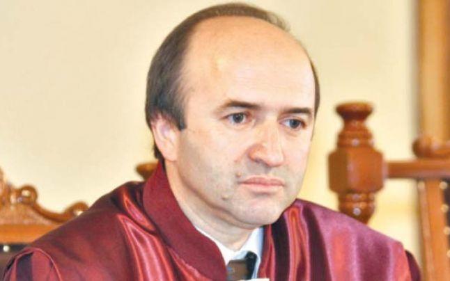 tudorel Tudor Toader, propus ministru al Justitiei