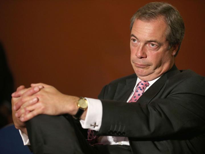 v2 Nigel farage Ciocu' mai mic!
