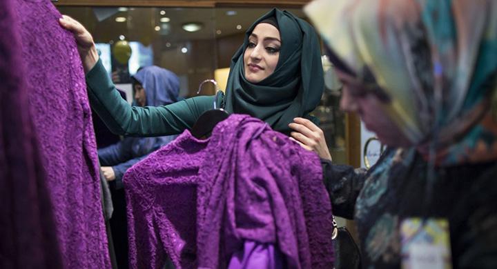 val islamic Valul islamic cucereste marile magazine britanice