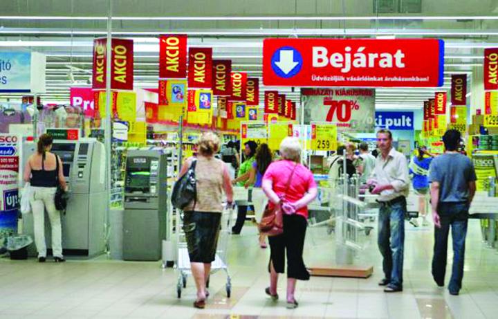 """04 cumparaturi ieftine la tesco in ungaria06 Ungaria: """"multinationalele inseala clientii!"""""""