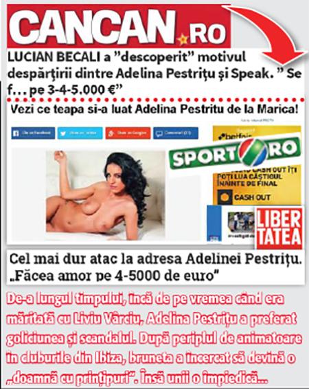 08 0fd9 Adelina Pestritu, intre Gogu' si Shakira