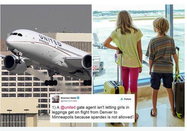 17555111 754347908064545 1740489082 n A interzis accesul in avion unei fete de 10 ani pentru ca purta colanti