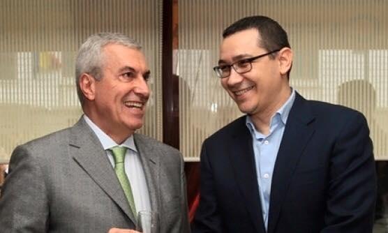 951 1083435978362955 7689826418702923740 n ponta tariceanu Fostul premier Ponta dezvaluie: Mi s a propus sa fiu martor cu identitate protejata