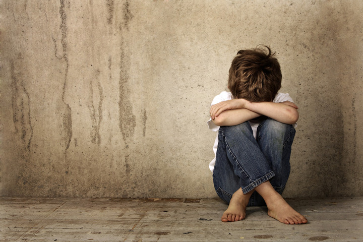 Abused Child Bilant tragic: 34 de copii au fost omorati de parinti si 44, violati