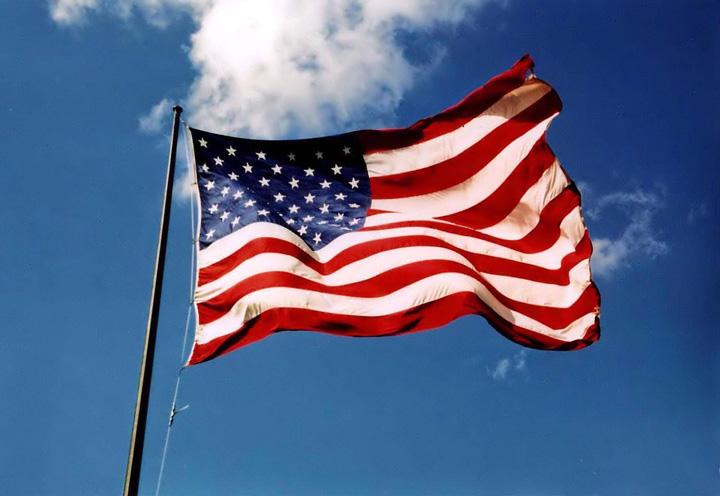American flag 3 Desant economic american: peste 150 de companii vin la Bucuresti