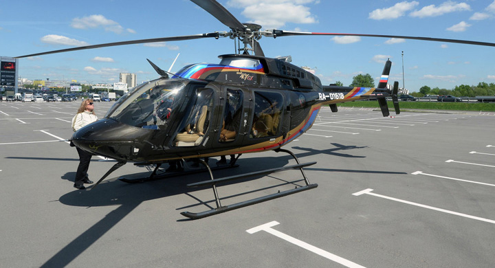 Bell helicopters Colosii aviatiei americane au pus ochii pe Armata Romana