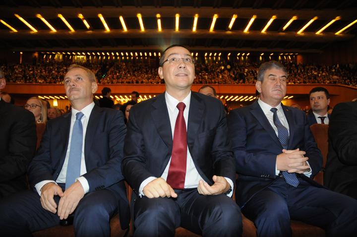 Dragnea Ponta Oprea Demisia lui Ponta, pretext pentru punerea lui Dragnea la colt in PSD