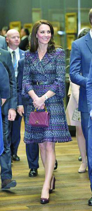 Kate Middleton Et Le Prince William Au Muse e D Orsay 1 Kate si William, pelerinaj la Paris