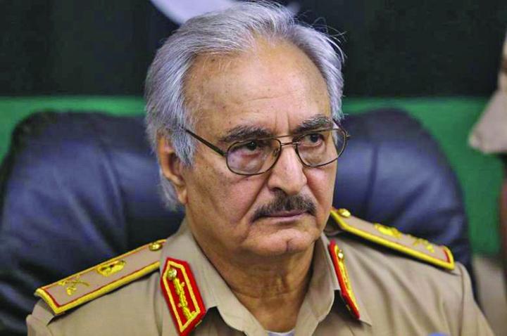 Khalifa Haftar Rusii isi instaleaza propriul dictator in Libia