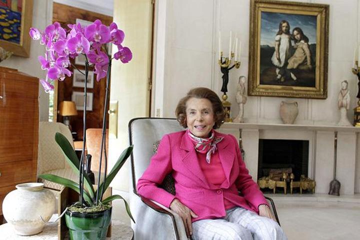Liliane Bettencourt Cati bani au cele mai bogate femei din lume!